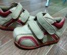 Осенние ботинки. Padini. Натуральная кожа.