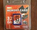 Карта памяти 32GB
