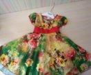 Платье на девочку р. 92-98