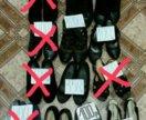 Обувь женская б/у от 38-40 размера