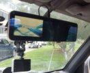 Зеркало заднего вида+видеорегистратор.