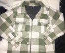 Рубашка на флисе GAP