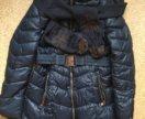 ‼️Зимнее пальто, в комплекте шарф+ремень