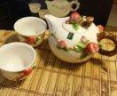 Китайский чайный сервиз.