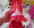 Шкатулка в виде Куклы