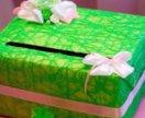 Свадебная казна. Коробка для денег на свадьбу.