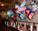 Фольгированные шары с рисунком