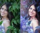 Обработка фото в photoshop