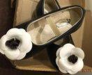 Обувь детская под chanel