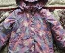 Куртка на девочку осень весна