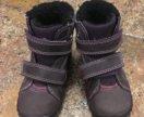Ботинки Ecco 24р зима