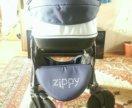 Продам коляску zippy 2в 1