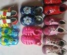 Обувь для девочки 18 до 23 р-ра