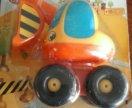 Машинка игрушечная новая