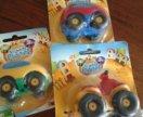 Машинки игрушечные новые Смоби Smoby