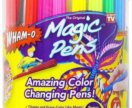 Magic pens