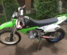 Мотоцикл Kawasaki klx250