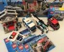 Lego City 60008 Ограбление музея б/у