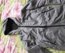 Куртка адидасс родная
