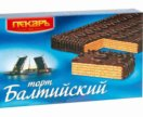 Торт балтийский