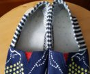Балетки текстиль 37 р.