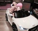 Электромобиль Audi TT RS