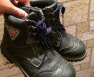 Ботинки детские, осенние 32 размера