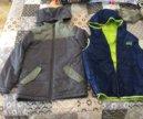 Жилетки и куртки на мальчика