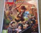 Lego Indiana Jones 2 для wii