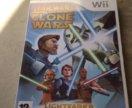 Star wars the clone wars для wii