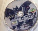 Lego batman для wii