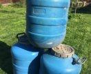 Баки для воды,50 литров