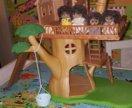 Дом на дереве silvanian family