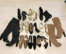 Сапоги, ботинки, туфли, Италия,39р