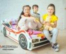 Детская кровать-машина Медпомощь(29)