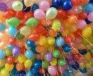 Гелевые шары, оформление праздника