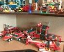 Lego-пожарная часть