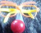 Клоунские очки