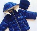 Курточка moschino осенняя