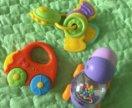 Музыкальные игрушки для самых маленьких