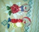Клоуны керамика