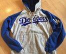 Кофта с капюшоном LA Dodgers
