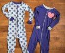 Пижамы (слипы) для девочки