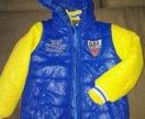 Новая курточка для мальчика