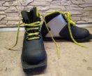 Лыжные ботинки р.36