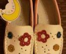 Туфли новые для девочки (30 размер)