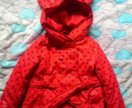 Куртка-Пальто Акула р.104 осень-весна