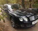 Bentley Continental Flying Spur 6.0 АТ 2010г 560л