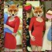 Мини- платье XS-S