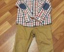 Рубашка,брюки, свитшот Н&M